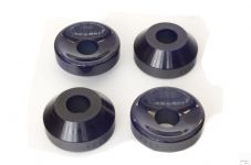 LANDROVER DISCO/DEFENDER-*SUPERPRO* REAR SHOCK LOWER POLYURETHANE BUSH KIT-SPF2656K